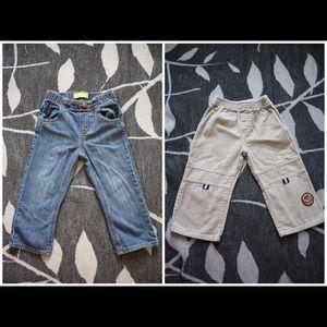 Boy Bundle of Pants (2T)